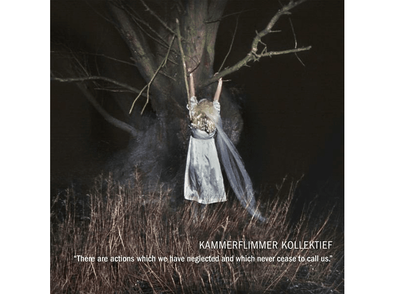Kammerflimmer Kollektief - There Are Actions Which We Have Neglected And Whic [LP + Bonus-CD]
