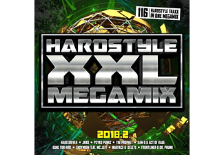 VARIOUS - Hardstyle XXL Megamix Vol.3 - (CD)