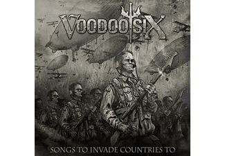 Voodoo Six - Songs To Invade Countries To - (CD)