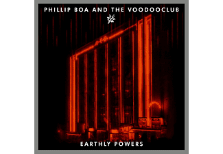 Phillip Boa & The Voodooclub - Earthly Powers (Vinyl Collector's Edition) [Vinyl]