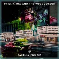 Phillip & The Voodooclub Boa - Earthly Powers  [CD]