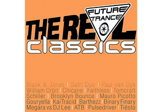 VARIOUS - Future Trance-The Real Classics - (CD)