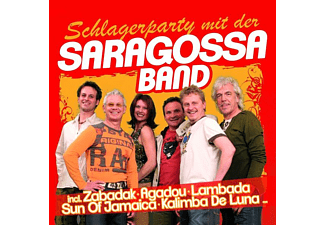 Saragossa Band - Party mit der Saragossa Band - (CD)