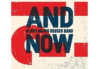 Klaus Major Heuser Band - And now?! - (CD)