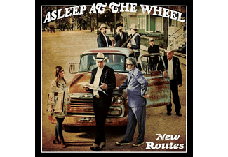 Asleep at the Wheel - New Routes - (CD)