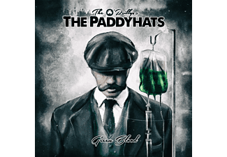 The And The Paddyhats O'reillys - Green Blood  (Ltd.Fan Box/Digipak+Vinyl Coaster) - (CD + Merchandising)