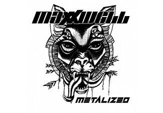 Maxxwell - Metalized - (CD)