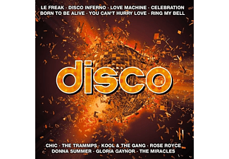 VARIOUS - Disco - (CD)