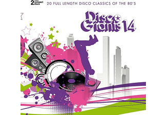 VARIOUS - Disco Giants Vol.14 - (CD)
