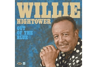Willie Hightower - Out Of The Blue - (CD)