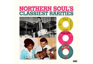 VARIOUS - Northern Soul Classiest Rarities (Vinyl) - (Vinyl)