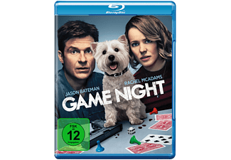 Game Night - (Blu-ray)