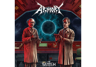 Armory - The Search - (CD)
