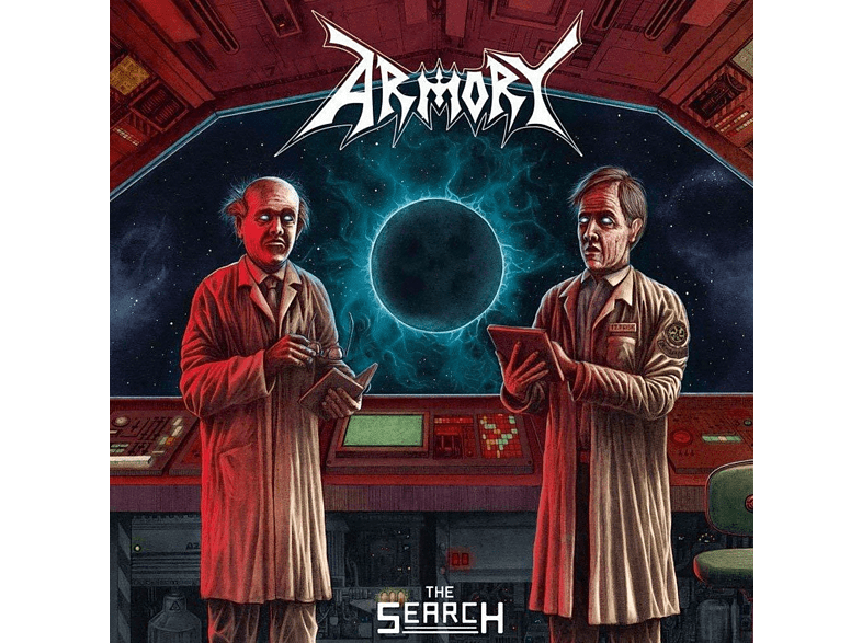 Armory - The Search (Colored Vinyl) [Vinyl]