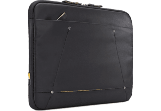 "CASE LOGIC Deco 14"" Laptop Sleeve (DECOS-114 BLACK)"
