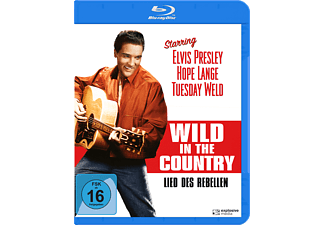 Wild in the Country, Lied des Rebellen - (Blu-ray)