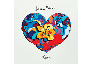 Jason Mraz - Know. (CD)