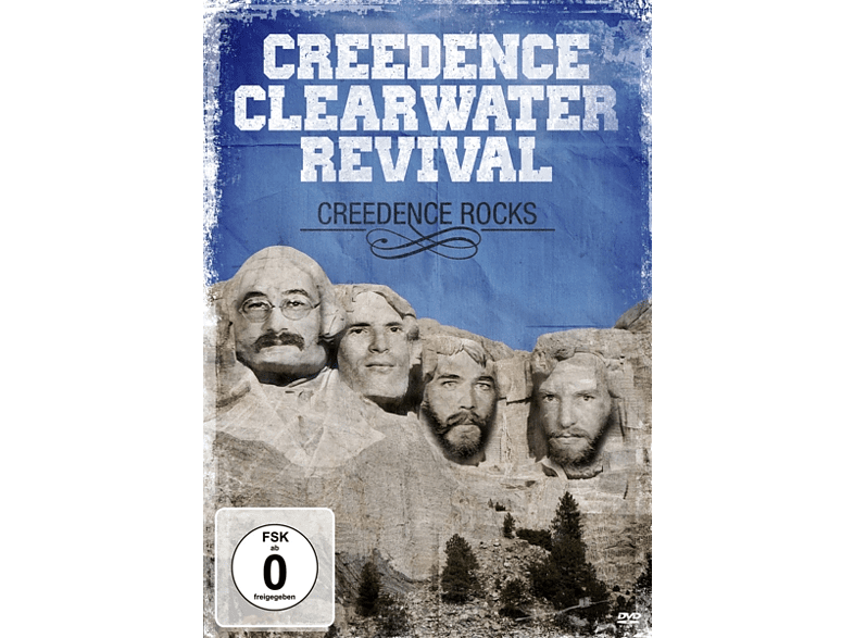 Creedence Rocks [DVD]