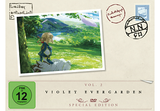 Violet Evergarden - Staffel 1/Vol. 2 - (DVD)