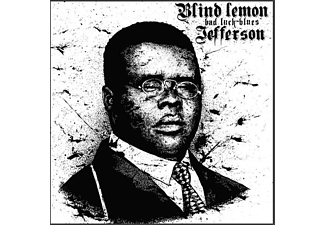 Blind Lemon Jefferson - Bad Luck Blues - (Vinyl)
