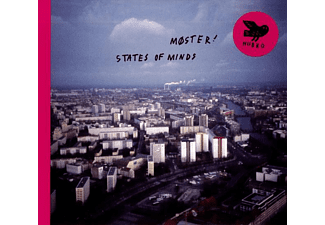 Moster! - States Of Minds - (CD)