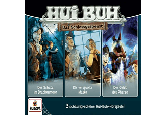 SONY MUSIC ENTERTAINMENT (GER) Hui Buh Neue Welt 07/3er Box-Folgen 20,21,22