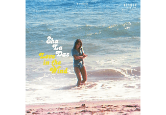 The Sha La Das - Love In The Wind - (CD)