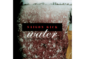 Saigon Kick - Water (Collector's Edition) - (CD)