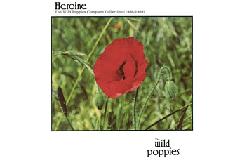 Wild Poppies - Heroine: The Complete Collection 1986-1989 - (Vinyl)