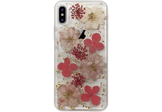 PURO Glam Hippie Chic Handyhülle, Pink, passend für Apple iPhone X