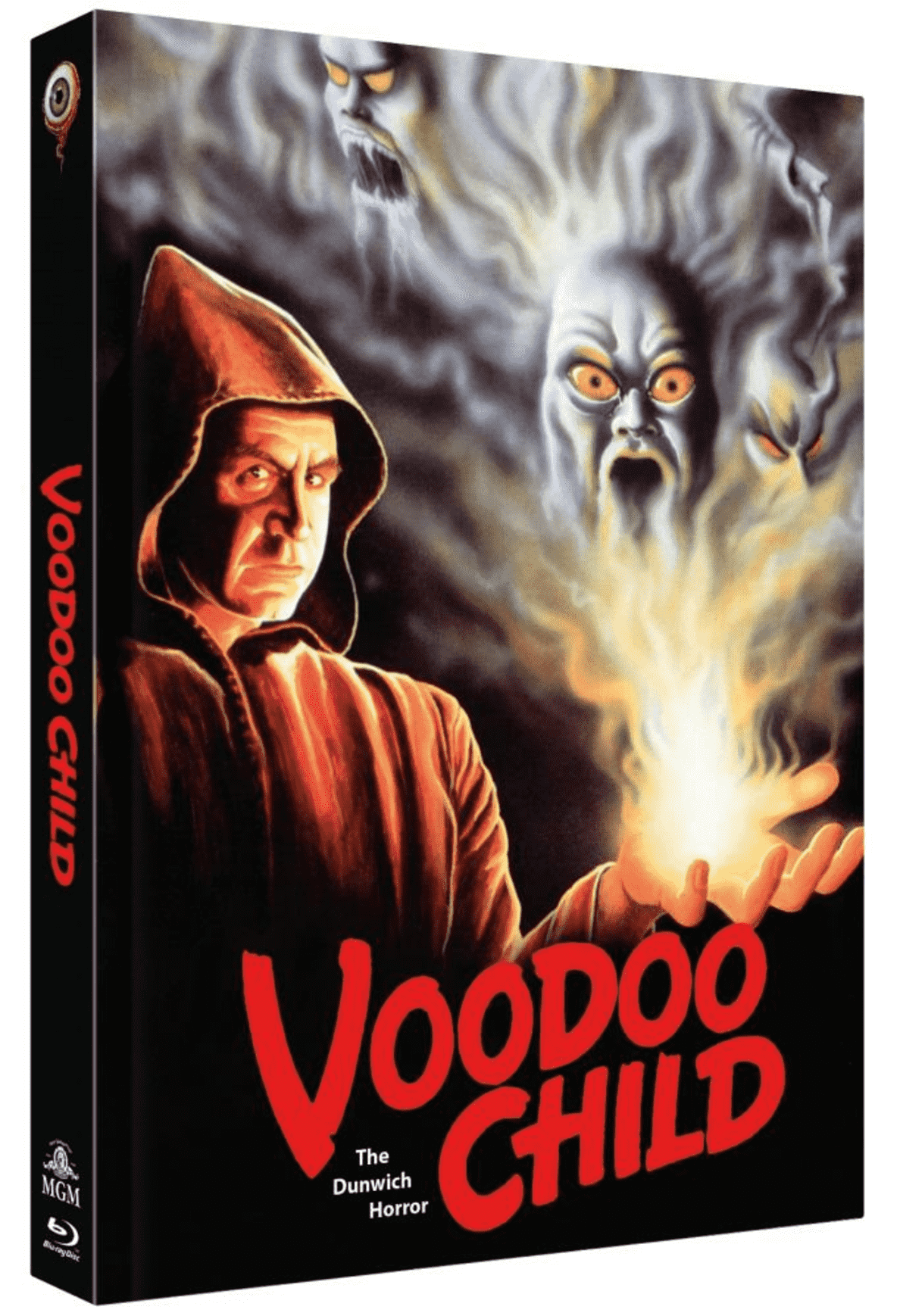 The Dunwich Horror (a.k.a Voodoo Child) - (Blu-ray + DVD)