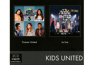 Kids United - Forever United + Le Live CD