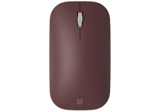 MICROSOFT Draadloze muis Surface Mobile Burgundy (KGY-00012)