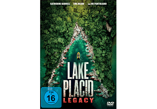 Lake Placid - Legacy - (DVD)