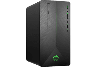 HP Pavilion Gaming Desktop PC 690-0017no - Stationär Gamingdator