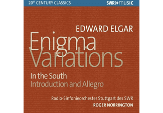Roger/rsos Norrington - Enigma Variationen - (CD)