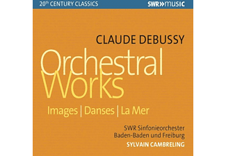 Sylvain & Soswr Cambreling - Orchesterwerke - (CD)