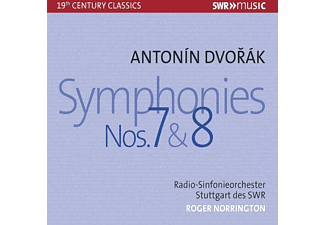 Roger/rsos Norrington - Sinfonien 7 & 8 - (CD)