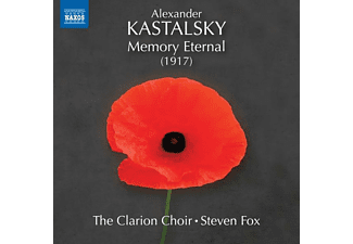 Steven/the Clarion Choir Fox - Memory Eternal (1917) - (CD)