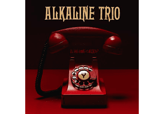 Alkaline Trio - Is This Thing Cursed? - (CD)