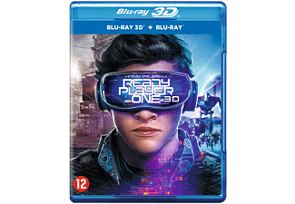Ready Player One - 3D Blu-ray