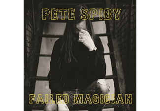 Pete Spiby - Failed Magician - (Vinyl)