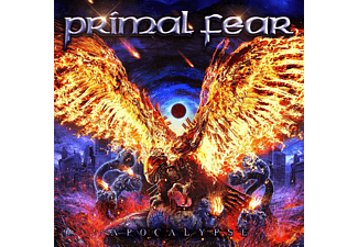 Primal Fear - Apocalypse CD