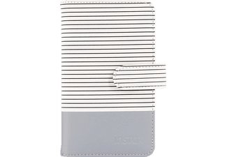 FUJIFILM Instax mini 9 striped Fotoalbum, Smoky white
