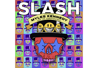 Slash - Living The Dream (feat. Myles Kennedy & The Conspirators) - (Vinyl)