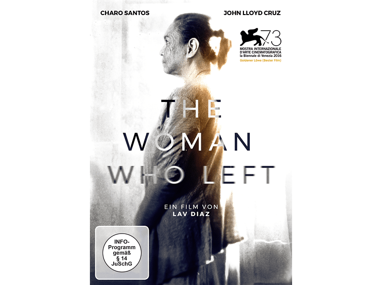 The Woman Who Left [DVD]