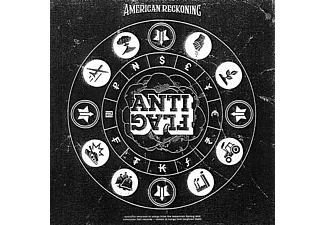 Anti-Flag - American Reckoning - (CD)