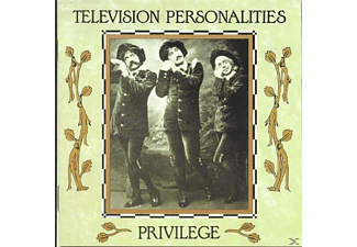 Television Personalities - Privilege - (CD)