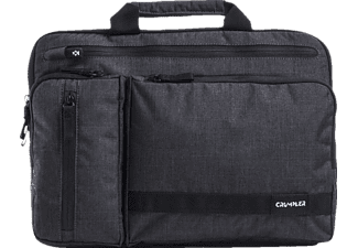 CRUMPLER THE GEEK UNIQUE 15 BLACK ANTHRACITE Notebooktasche, Sleeve, 15, Anthrazit, passend für: Universal Universal