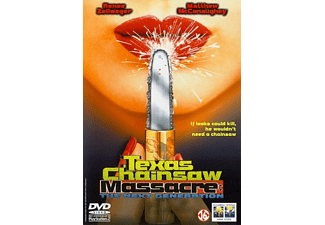 Texas Chainsaw Massacre: The Next Generation - DVD